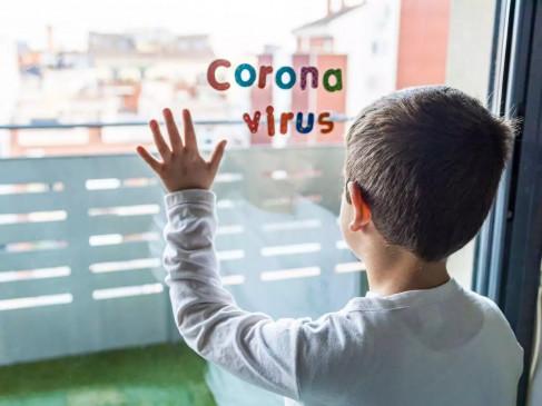 चेतावनी: कोरोना की दूसरी लहर में बच्चों में संक्रमण का खतरा अधिक, स्टडी में खुलासा