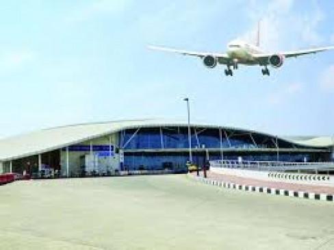 नागपुर एयरपोर्ट पर आने वाली4 उड़ानें रद्द