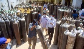 कोरोना में कालाबाजारी: दिल्ली में अवैध तरीके से बेचे जा रहे 419 ऑक्सीजन कंसेंट्रेटर जब्त