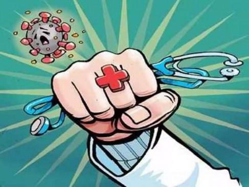 महाराष्ट्र में 5 फीसदी घटी संक्रमण दर, प्रतिदिन हो रहे2 लाख 80 हजार टेस्ट