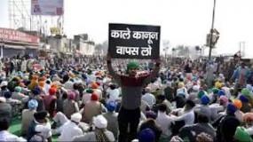 आंदोलन के 6 माह : दिल्ली से लेकर महाराष्ट्र तक किसानों ने मनाया काला दिन