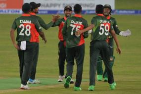 पहले वनडे में बांग्लादेश ने श्रीलंका को 33 रन से हराया, रहीम ने शानदार 84 रन बनाए