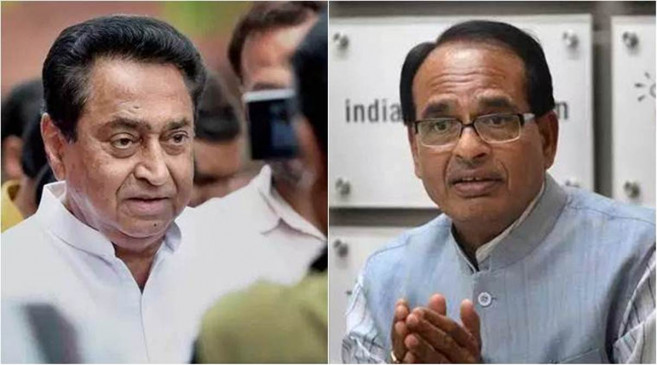 कमलनाथ बोले- भारत बदनाम है, CM शिवराज ने किया पलटवार- क्या नेहरू-इंदिरा ऐसी कांग्रेस चाहते थे