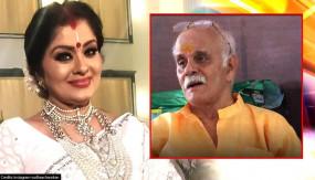 सुधा चंद्रन के पिता केडी चंद्रन का निधन, किडनी खराब होने के बाद अस्पताल में थे भर्ती
