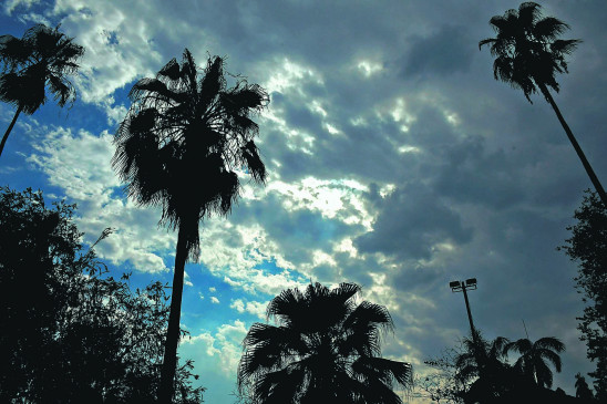 नागपुर में बदल रहा मौसम का मिजाज, दिन गर्म, शाम सुहानी