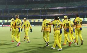 Corona effect: चेन्नई के बॉलिंग कोच बालाजी के रिपोर्ट पॉजिटिव आने के बाद रद्द हुआ CSK-RR का मैच