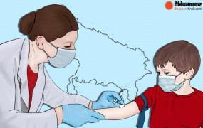 उत्तर प्रदेश में 10 दस से कम उम्र के बच्चों का लगेगा टीका, CM योगी ने कहा- वैक्सीनेशन के लिए तैयार हैं हम