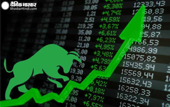 Closing bell: हरे निशान पर बंद हुआ बाजार, सेंसेक्स में 256 अंकों का उछाल, निफ्टी में भी बढ़त