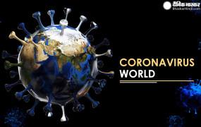 दुनिया में कोरोना: 24 घंटे में मिले 5 लाख के पार नए केस, 10 हजार से ज्यादा मौतें, भारत-अमेरिका सबसे ज्यादा प्रभावित