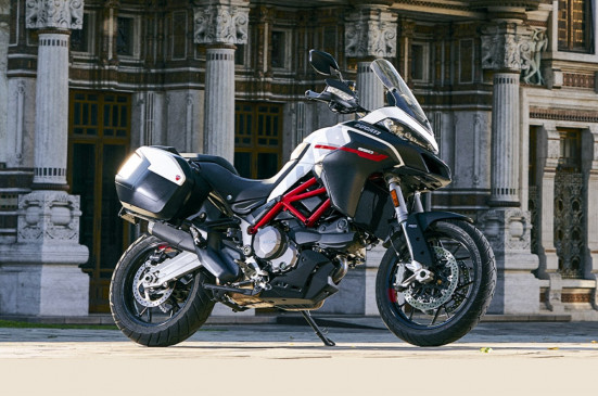Ducati Multistrada 950 S 'GP White' भारत में लॉन्च, जानें कीमत