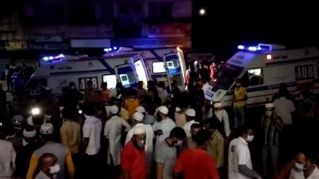 Gujarat: भावनगर के जनरेशन अस्पताल में आग, ICU में 70 से ज्यादा मरीज एडमिट थे