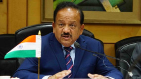 डॉ. हर्षवर्धन का राजस्थान के स्वास्थ्य मंत्री को पत्र, वैक्सीन की बर्बादी की जांच करने को कहा