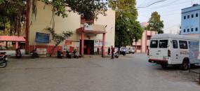 बीड़ के जिला अस्पताल से पत्नी का शव चुरा पति फरार, कोरोना से हुई मौत