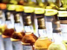 67 लाख रुपए से ज्यादा की अवैध शराब जब्त, राज्य उत्पाद शुल्क विभाग की कार्रवाई