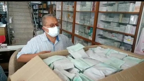 पहल: गरीब मरीजों के लिए बनाई कोरोना दवाओं की 5000 किट, बांट रहे निशुल्क