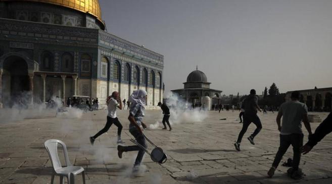 हमास के रॉकेट हमले के बाद इजराइल ने हवाई हमले से दिया जवाब, 20 लोगों की मौत 170 से ज्यादा घायल