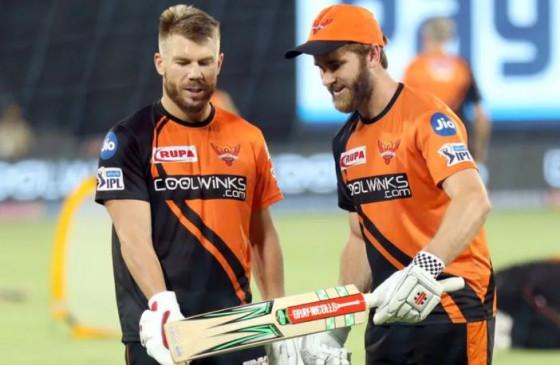 IPL 2021 updates: डेविड वॉर्नर की जगह केन विलियमसन को बनाया गया सनराइजर्स हैदराबाद का कप्तान