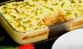 Custard Malai Cake: बनाएं कस्टर्ड मलाई केक, मिलेगा केक, मिल्क केक, और रस मलाई का स्वाद