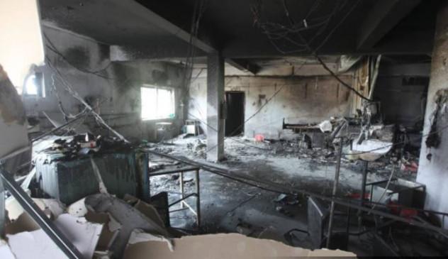 गुजरात के कोविड अस्पताल में आग से 18 मरीजों की मौत, PM मोदी ने व्यक्त की संवेदनाएं