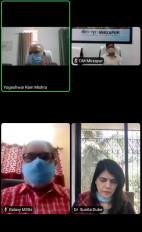 मुंबई के डॉक्टरों ने यूपी के अधिकारियों को बताए कोरोना से निपटने का गुर