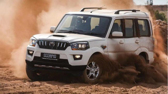 नई Mahindra Scorpio में मिलेगा 4WD विकल्प, टेस्टिंग में दिखाई दी पॉवर की झलक