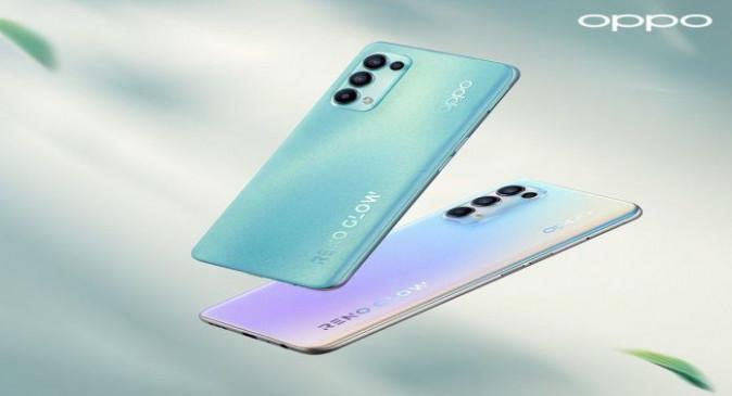 Oppo Reno 6 स्मार्टफोन जल्द हो सकता है लॉन्च, ऑनलाइन हुआ स्पॉट!