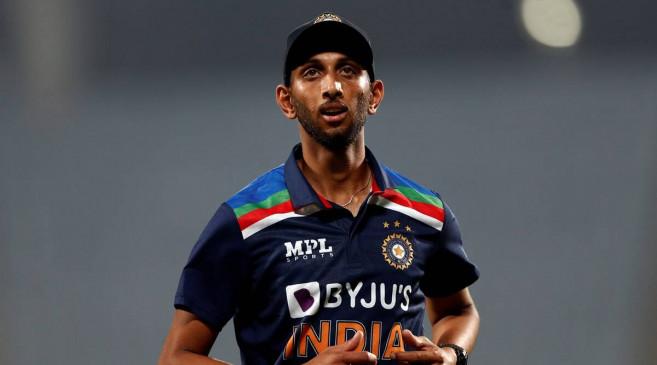 Ind Vs NZ: कोरोना से ठीक हुए तेज गेंदबाज प्रसिद्ध कृष्णा, टीम में शामिल होने के लिए कल मुंबई होंगे रवाना