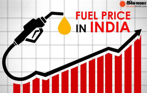 Fuel Price: आज फिर बढ़ गए पेट्रोल- डीजल के दाम, 30 पैसे तक लगाई छलांग