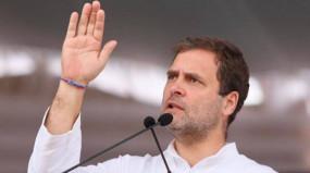 राहुल गांधी ने फिर साधा मोदी सरकार निशाना, बोले- प्रधानमंत्री का अहंकार लोगों की ज़िंदगियों से बड़ा है