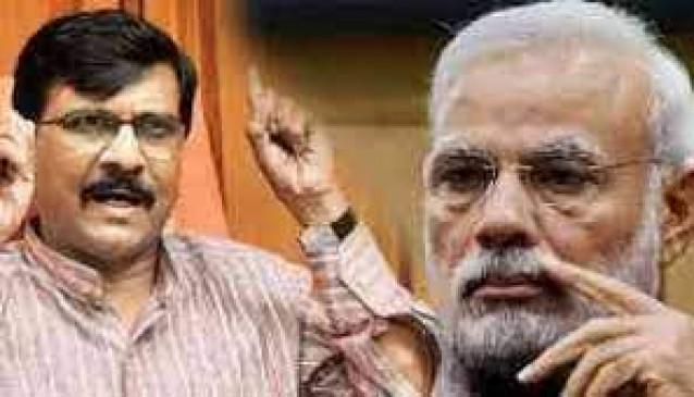 पीएम के न आने पर महा आघाडी नाराज, राऊत बोले - महाराष्ट्र में मजबूत सरकार, इसलिए नहीं आए मोदी