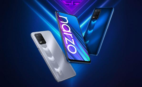 Realme Narzo 30 5G स्मार्टफोन हुआ लॉन्च, इसमें है 5000mAh बैटरी और 48 MP कैमरा