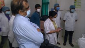 राहत भरी खबर - जिला अस्पताल पहुंची प्लाज्मा थेरेपी मशीन - कोरोना मरीजों को जल्द मिलेगा ट्रीटमेंट