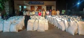 महाराष्ट्र बार्डर पर पकड़ाया 85 लाख रुपए कीमत का प्रतिबंधित कपास बीज