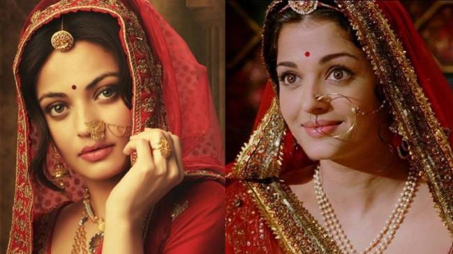 Bollywood News Salman Khan's heroine aishwarya rai's xerox copy is going viral photos