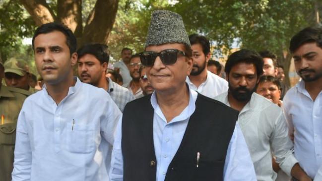 सपा सांसद आजम खान की हालत गंभीर, सांस लेने में दिक्कत के बाद ICU में शिफ्ट किया गया