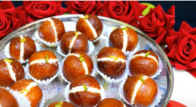 Sweet: बिना मावा के ब्रेड से बनाएं मलाई गुलाब जामुन, हर किसी को आएगी पसंद