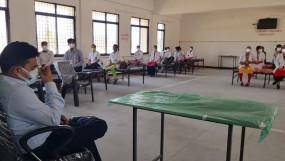 बालाघाट जिले में नहीं है ऑक्सीजन सपोर्ट बेड की कमी, छात्रावास से लेकर स्पोर्ट कंपलेक्स तक सभी अस्पताल में कन्वर्ट