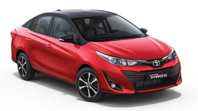 Toyota Yaris का उत्पादन भारत में होगा बंद! Maruti Ciaz आधारित बेल्टा से होगी रिप्लेस