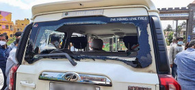 पश्चिम मिदनापुर में केंद्रीय मंत्री वी मुरलीधरन के काफिले पर हमला, 8 गिफ्तार; 3 पुलिसकर्मी भी निलंबित