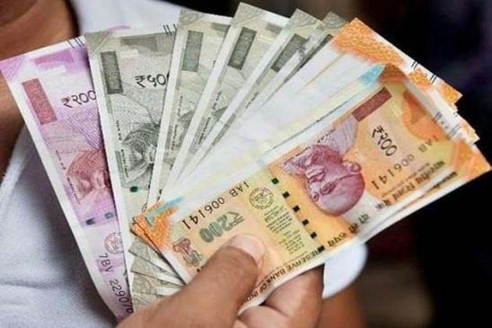जबलपुर से दिल्ली जा रहे 20 लाख रुपए दमोह स्टेशन पर पकड़ाए