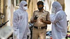 Corona : दोनो टीका लेने के बाद भी हुई 20 पुलिसकर्मियों की मौत, नागपुर सहित विदर्भ में घट सरे संक्रमितों के आंकड़े