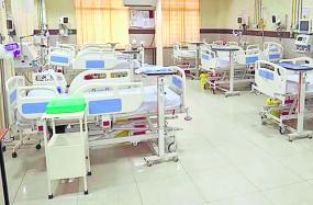 नागपुर में बना बच्चों के लिए 200 बेड का कोविड अस्पताल