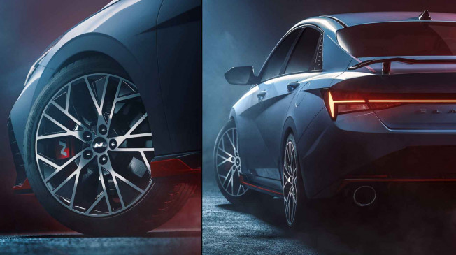 2022 Hyundai Elantra N का टीजर हुआ जारी, जानें इस कार में क्या है खास