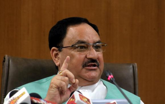 सर्वदलीय बैठक से पहले नड्डा ने संभाला मोर्चा, पार्टी नेताओं के साथ बनाई रणनीति - bhaskarhindi.com