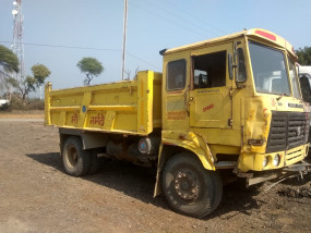 कोयला परिवहन का ठेका एआर कोल को और काम में लगे हैं भाटिया कोल लिंक के ट्रेलर