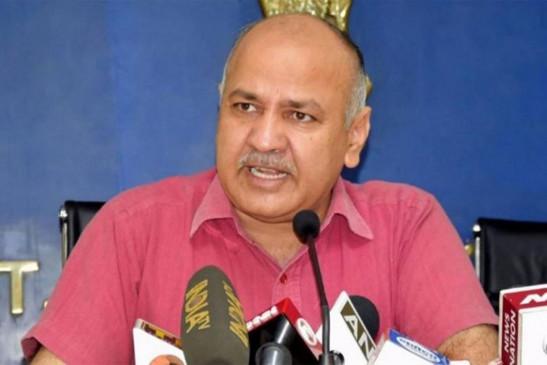 मनीष सिसोदिया बोले- देश में 80 करोड़ लोगों के राशन चोरी के पीछे BJP का हाथ - bhaskarhindi.com