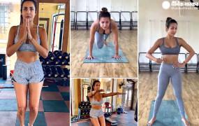 """International Yoga Day: मलाइका अरोड़ा ने कहा- """"योग मेरे लिए जीवन का एक तरीका हैं"""""""