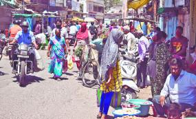 ब्रेक दी चेन : नागपुर में आज से सख्त पाबंदियों को बीच खुलेंगे बाजार