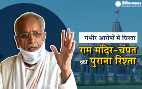 राम जन्मभूमि ट्रस्ट में भ्रष्टाचार पर चंपत राय का बड़ा बयान, राम मंदिर से कैसे जुड़ा पुराना नाता?