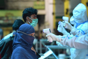 Covid-19 India: देश में लगातार चौथे दिन 1 लाख से कम मरीज मिले, मौतों की संख्या 3 हजार से अधिक